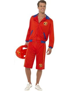 Ladies and Mens Baywatch Costumes NOW available @ www.partyonfancydress.co.uk Amazing Low Prices!