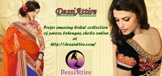 Get sarees online from dessiattire to look beautiful. Sarees Online, That Look, App, Clothes For Women, Beautiful, Clothing, Outerwear Women, Outfits, Apps