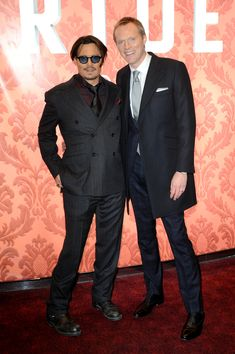 6 Moments That Just Made Johnny Depp and Paul Bettany Our New Favorite Comedy Duo