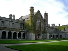 National University of Ireland in Galway. Has a college bar...and yes, I spent more time there than in class.