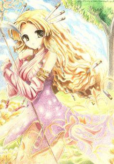 Legend of Mana by Sayuui.deviantart.com