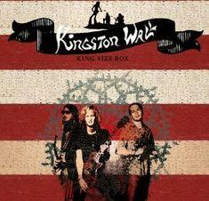 Kingston Wall, King sized box My prog rock albums