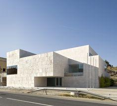 Sede de la Comarca del Bajo Martín  Magén Arquitectos