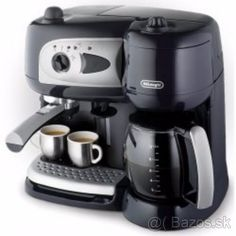 Kombinovaný pákový kávovar DeLonghi BCO 260 CD - 1