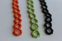 Тройной плетеный браслет (11)
