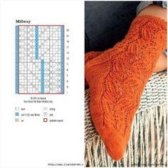 Crochet Square Patterns, Knitting Patterns, Knitting Socks, Crochet Clothes, Leg Warmers, Tejidos, Crochet Patterns, Socks, Tricot