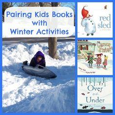 fun winter ideas | ... kcedventures com blog winter books for kids lit fun winter activities