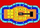 #Ticket  WWE Festhalle Frankfurt 2. November Tickets  2 Karten 1. Rang Block E Reihe 1 #Ostereich