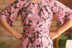 Um ano sem Zara: Vestido quimono de sexta