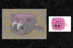 Cubic pig