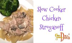 Aren't slow cookers the best? But have you noticed so many slow cooker recipes use canned soup? Slow Cooker Chicken Stroganoff, Stroganoff Recipe, How To Dry Oregano, How To Dry Basil, Chicken Flavors, Recipe Chicken, Wonderful Recipe, Recipe Using, Slow Cooker Recipes