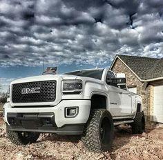 Gm Trucks, Diesel Trucks, Lifted Trucks, Cool Trucks, Pickup Trucks, Chevy Duramax, Chevrolet Trucks, 2016 Duramax, Gmc Denali Truck