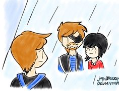 Ninjago / I End Up With Nya... by jay340007.deviantart.com on @DeviantArt