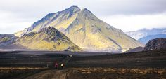Tips for planning a route and packing for the Laugavegur Trek in Iceland.