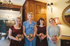 Quirky London Pub Wedding: Ian & Chrissie  http://www.rocknrollbride.com/2013/01/quirky-london-pub-wedding-ian-chrissie/#more-140005