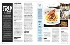 Baltimore Magazine. March 2016. Best Restaurants. Photography by Scott Suchman.