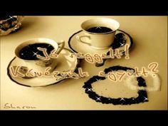 JÓ REGGELT SZERELMEM - YouTube Dance All Day, Youtube, Tea Cups, Make It Yourself, Tableware, Humor, Dancing, Dinnerware, Tablewares