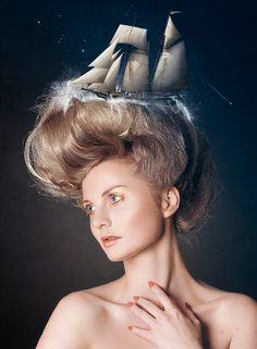 Anais Faubert and Genevieve Bellehumeur Abstract Photography, Artistic Photography, Landscape Photography, Portrait Photography, Fashion Photography, Photography Ideas, Surreal Photos, Surreal Portraits, Renaissance Hairstyles