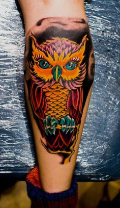 f07e1949f 43 Best Best Owl Tattoos in the World images in 2016   Owl tattoos ...