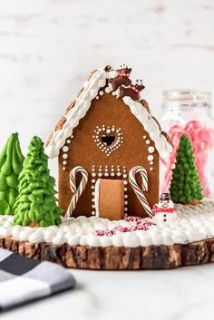 How to Make a Gingerbread House - House of Nash Eats