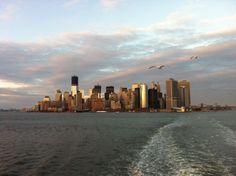 Manhattan is an island #lic