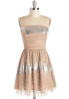 Sparkling Saturday Dress, #ModCloth