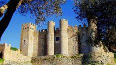Castelo de Óbidos, Portugal http://aguiaturistica.blogspot.pt/