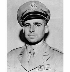 "Star Trek creator Captain  Eugene ""Gene"" Roddenberry served 1941-1945 in the US Air Corps - El Paso, Texas"