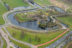 degagel Utrecht, Holland, Golf Courses, Image, The Nederlands, Netherlands, The Netherlands