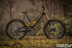Gary's North SPECIALIZED DEMO CARBON 650B - Marcin Bialas Photography's Bike Check - Vital MTB