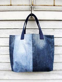 Denim Tote Bag 4 upcycled vegan bag jeans bag by NudakillersBilledresultat for jeans bag diyDiscover recipes, home ideas, style inspiration and other ideas to try.Bildergebnis für bag purse makingTorebki na ramię Denim Tote Bags, Denim Handbags, Denim Purse, Diy Jeans, Sac Lunch, Jean Purses, Diy Bags Purses, Recycled Denim, Fabric Bags
