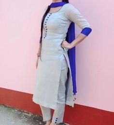 Pin by dubals on Party Wear Punjabi Suit in 2019 Salwar Designs, Patiala Suit Designs, Kurta Designs Women, Kurti Designs Party Wear, Blouse Designs, Designer Salwar Kameez, Punjabi Suits Party Wear, Kurta Neck Design, Party Kleidung