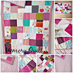 Made by Femi : Memory Quilt