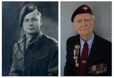 Touching Photos Of Normandy Veterans, Then And Now