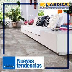 Ven y conoce nuestro piso Manhattan Rec Gris de CORONA en Ardisa centro de la construcción. Cra 17C No 60-30 #ARDISA #Corona #Tendencias #Bucaramanga