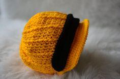 READY TO SHIP Stylish Newsboy style hat by handmadebylovemuffin