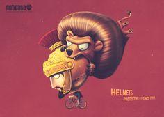 Nutcase Helmets - The Community, Miami, USA