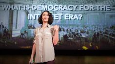 """Pia Mancini is co-founder of Open Collective, Democracy OS and Chair of Democracy Earth Foundation, and is on a mission to upgrade democracy in Argentina and beyond via an open-source mobile platform which brings citizens inside the legislative process. """"I am convinced that it is up to us to design the political and economic systems for the internet generation."""""""