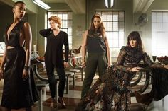 """Samira Wiley!  The """"Orange Is The New Black"""" Cast Looks Flawless In Elle"""