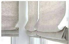 Rustic Washed Linen Traditional Roman by ReclaimArtifactsHome