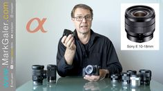 Choosing your next Sony E-Mount APS-C Cropped Sensor Lens