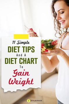 Diet Challenge 11 Simple Diet Tips And A Diet Chart To Gain Weight - What is the point of trying an unhealthy method to gain weight? Remember, your health is precious. Here is an effective weight gain diet plan to help you out Weight Gain Diet Plan, Healthy Weight Gain, Quick Weight Loss Tips, Weight Loss Help, How To Lose Weight Fast, Losing Weight, Lose Weight In A Week, Reduce Weight, Lose Fat