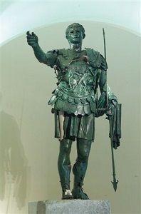 Bronzi preziosi ispirati al Germanico
