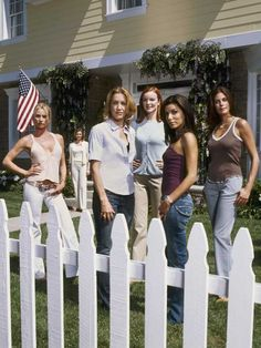 6) TV your missing most right now Desperate Housewives #desperatehousewives