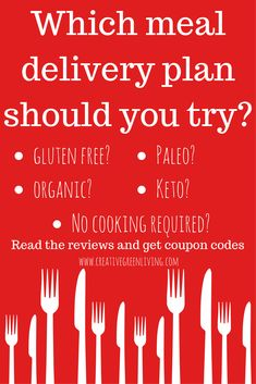 Learn how to choose the best healthy meal delivery service for you. Includes options for vegan, paleo, gluten free, keto, families, pre prepared foods and more!