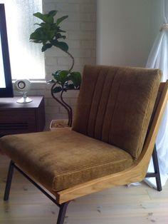 カフェにぴったりの椅子。東京なら目黒のCHUM APARTMENTという店で使われていますよ♪