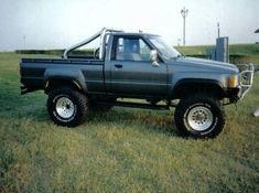 1987 Toyota Pickup Pictures: See 87 pics for 1987 Toyota Pickup. Browse interior and exterior photos for 1987 Toyota Pickup. Toyota Trucks For Sale, Lifted Ford Trucks, Pickup Trucks, Mini Trucks, Toy Trucks, Monster Trucks, 2010 Toyota Tacoma, Toyota Pickup 4x4, Tacoma Truck