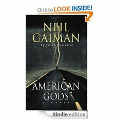American Gods by Neil Gaiman- My book review can be found here: http://janyaascrapbook.wordpress.com/2012/05/18/american-gods-by-neil-gaiman/