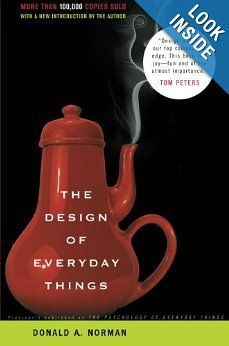 The Design of Everyday Things: Donald A. Norman: 9780465067107: Amazon.com: Books