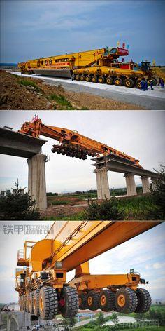 SLJ900/32 Bridge-Building Machine